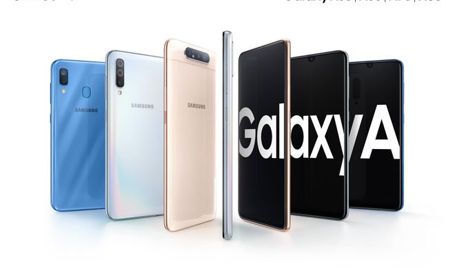 serie galaxy a samsung - smartphone più venduti