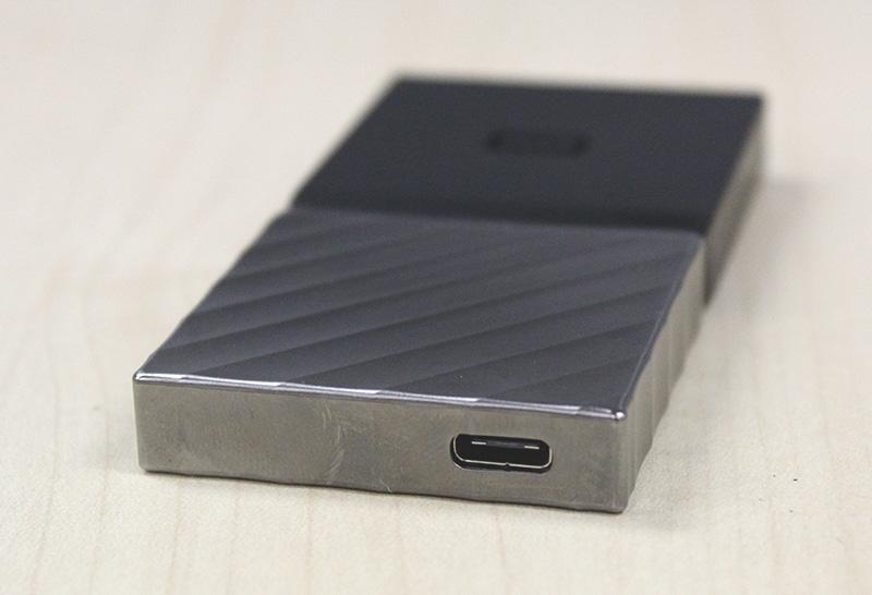 Un SSD prodotto da Western Digital
