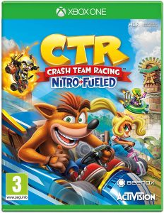 Crash™ Team Racing Nitro-Fueled - Xbox OneCrash™ Team Racing Nitro-Fueled - Xbox One