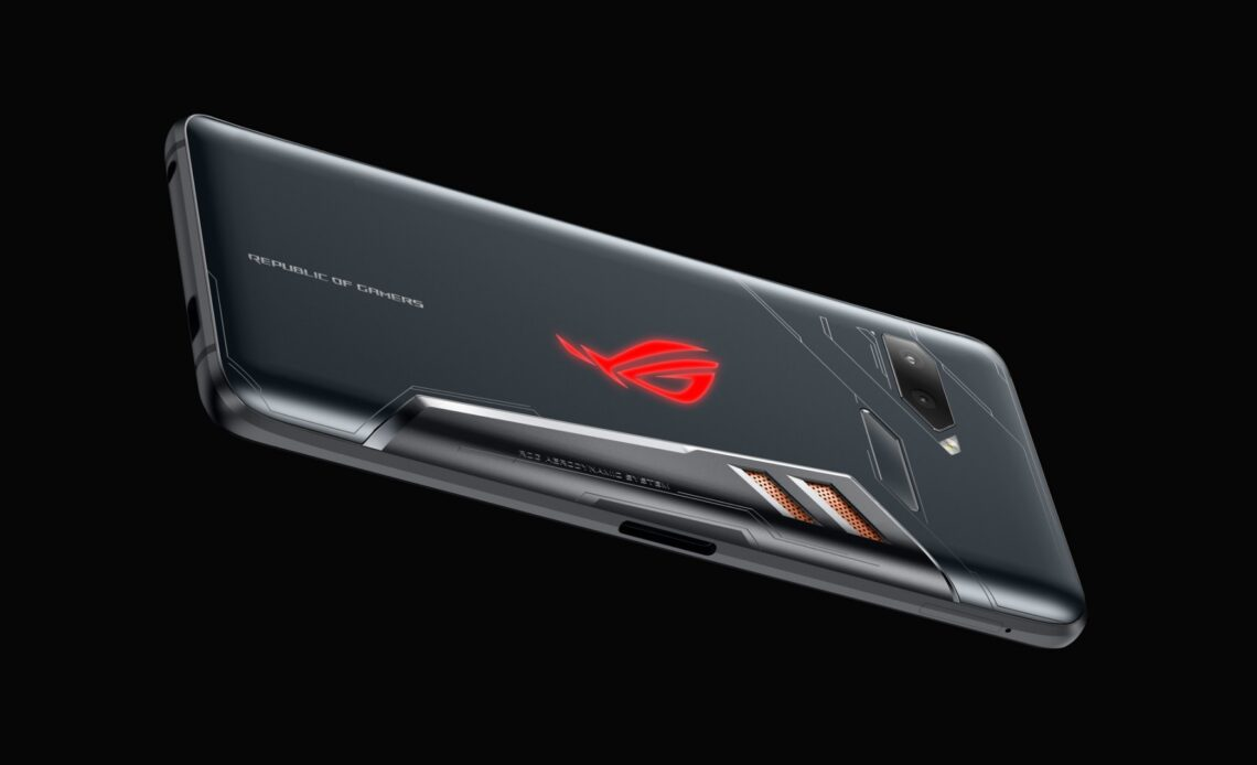 asus rog phone android 9 pie