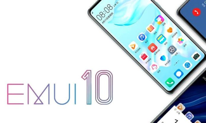 emui 10 android 10 huawei