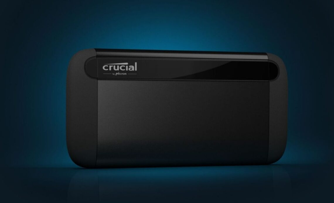 Micron fa il suo ingresso nel mercato degli SSD portatili