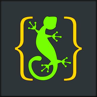 Il logo di Midnight Lizard