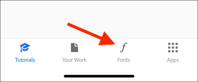 """Cambiare il carattere: la voce """"Font"""""""