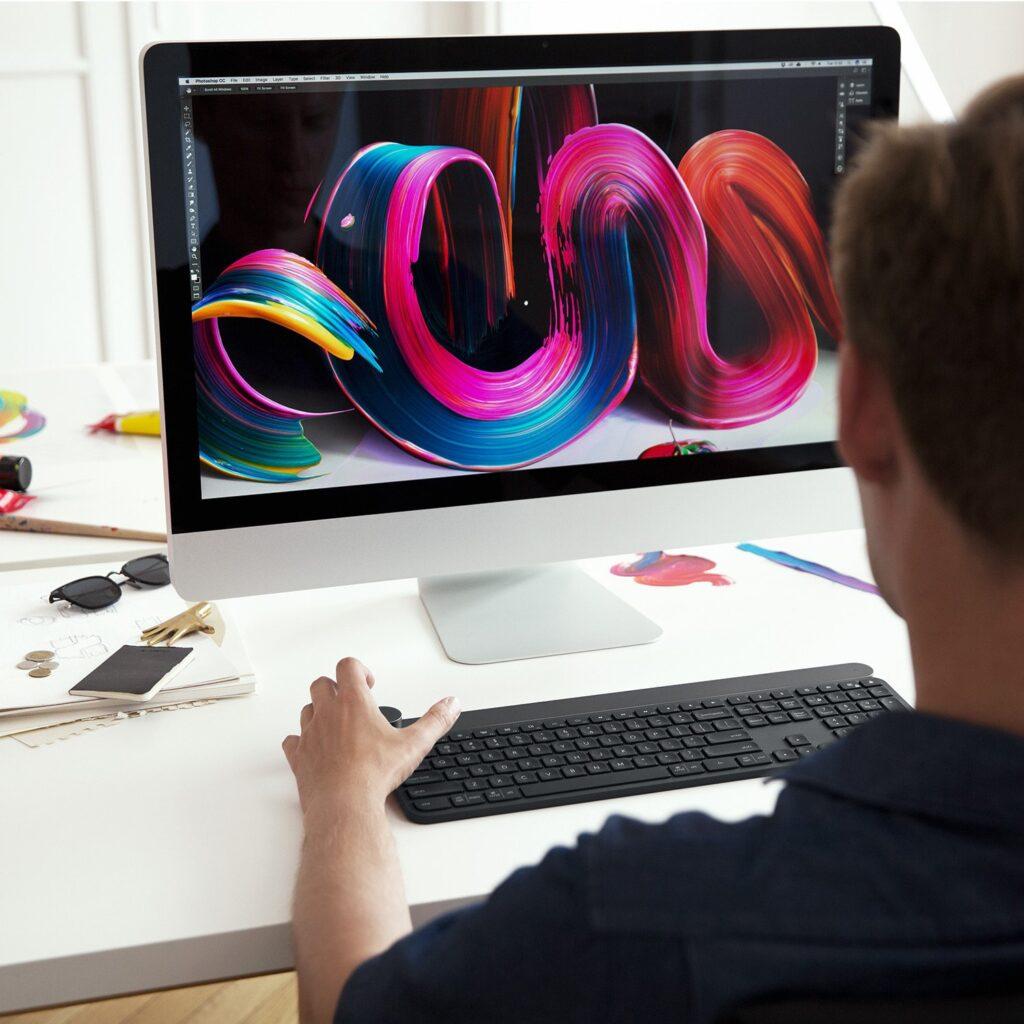 logitech craft con photoshop