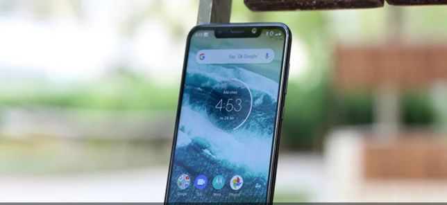 motorola one power android 10