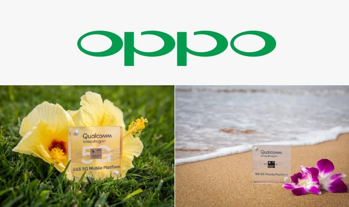 oppo snapdragon smartphone