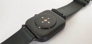 recensione amazfit gts - sensore biotracker