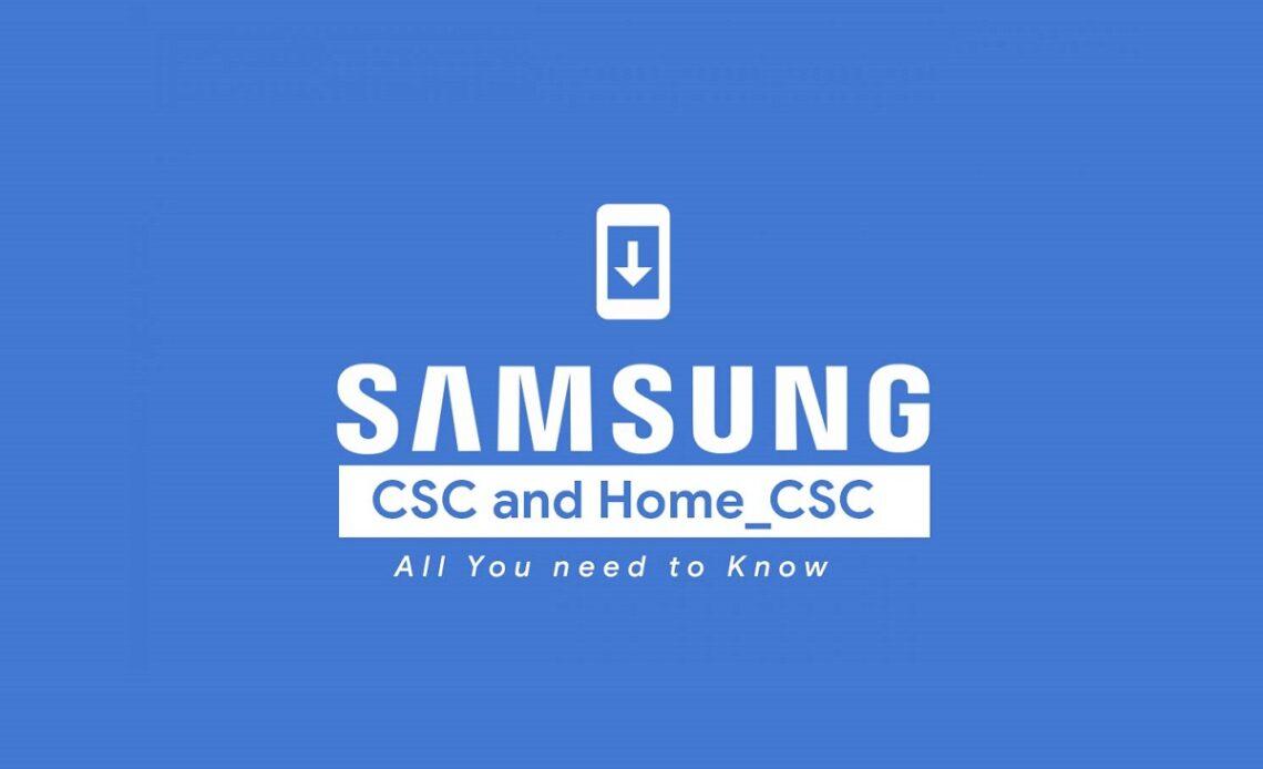 CSC smartphone Samsung