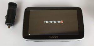 Recensione TomTom GO Premium - display