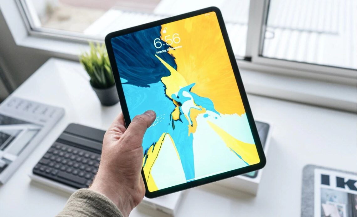 apple ipad pro 5G