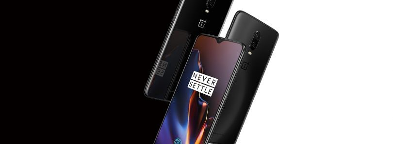 oneplus 6 patch dicembre 2019