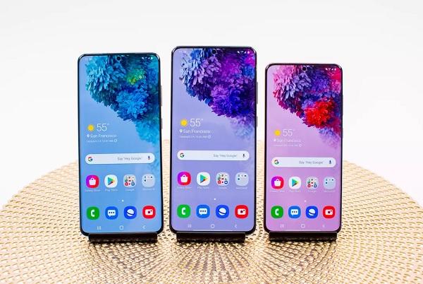 Samsung S20, S20+ e S20 Ultra