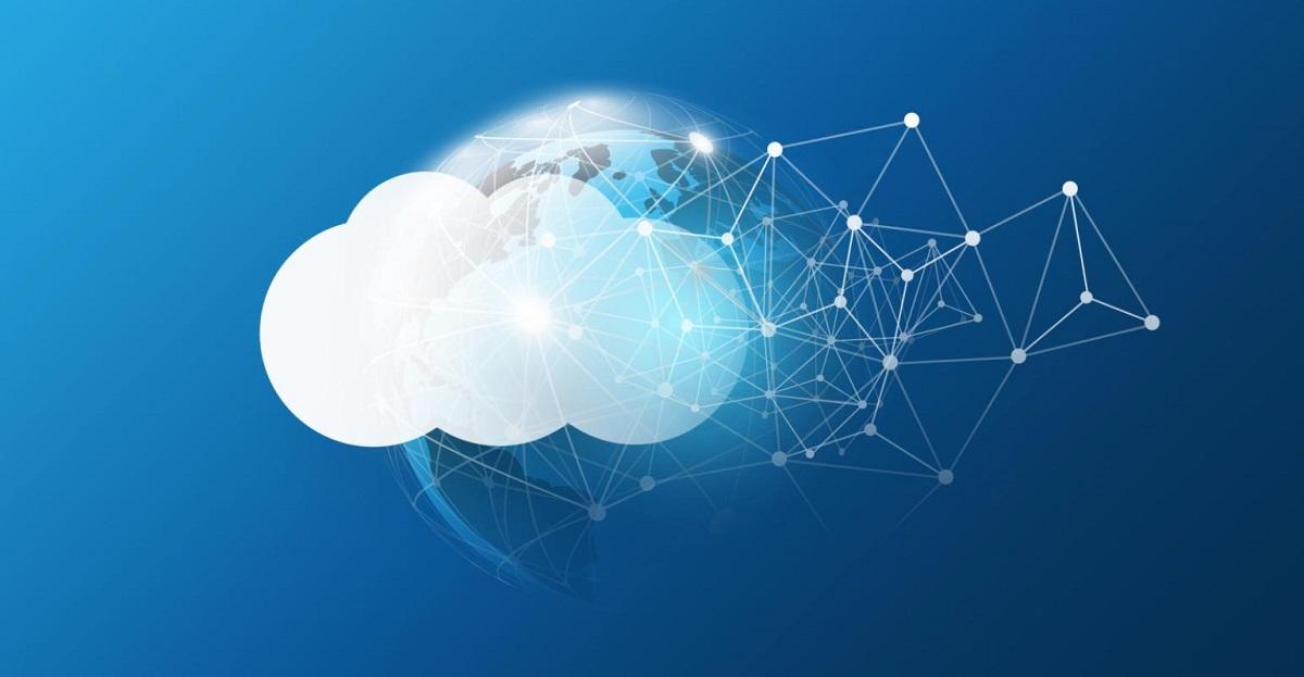 Storia del cloud