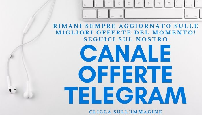 banner telegram - canale offerte