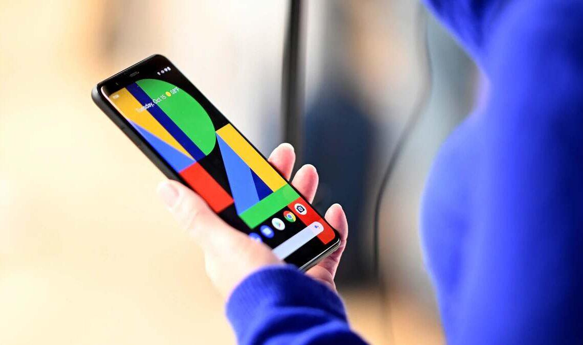 google pixel 5 aosp