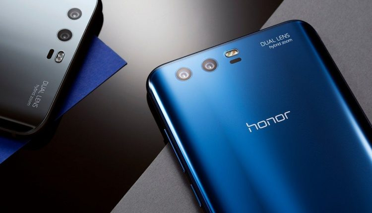 huawei honor android 11