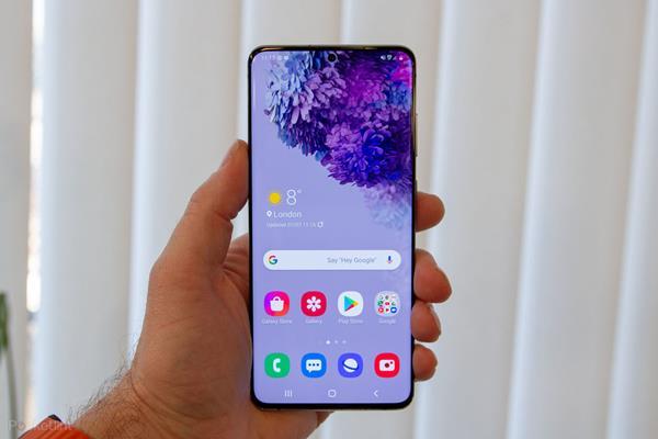Display Samsung Galaxy S20 Plus
