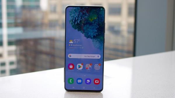 Hardware Samsung Galaxy S20 Ultra