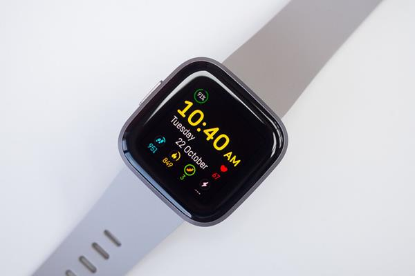 Display Fitbit Versa 2