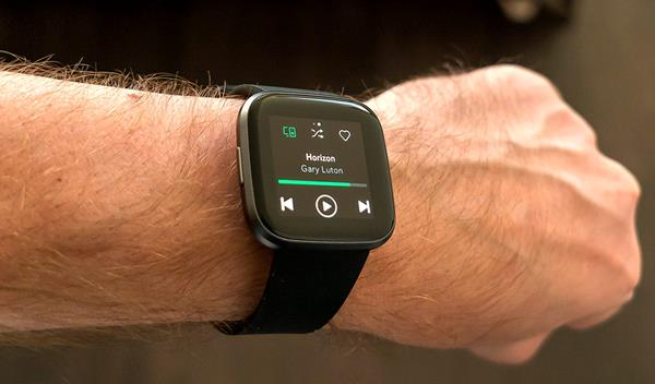 App Fitbit Versa 2