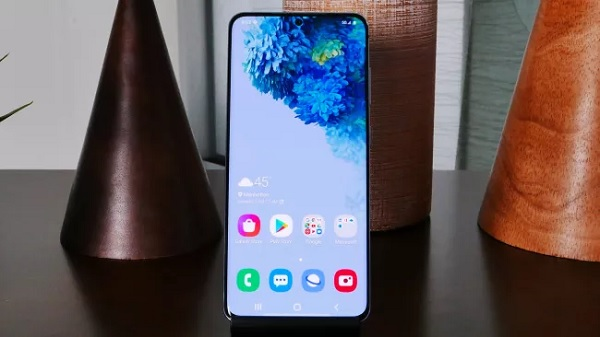 Display Samsung S20