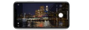 Night Shift iPhone