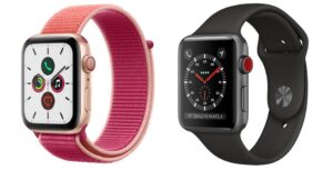 Sensore Touch ID nell'Apple Watch