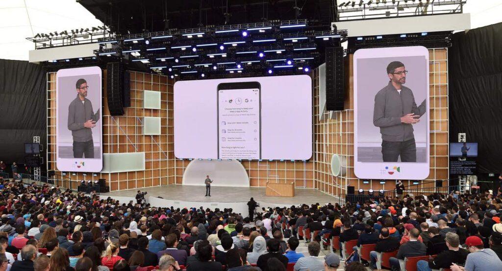 google conferenza sviluppatori I/O
