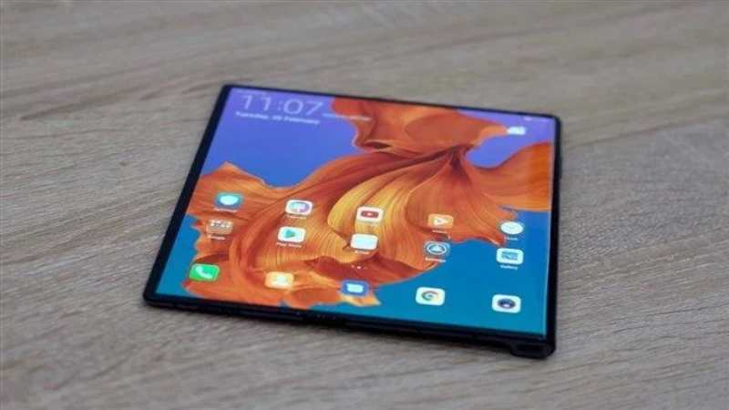 huawei mate X android 10