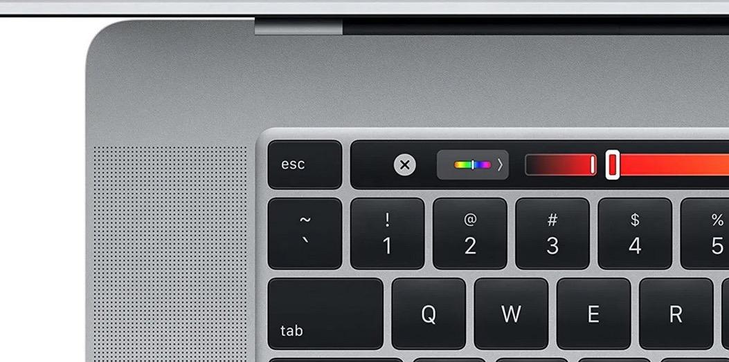 nuova tastiera a forbice Apple
