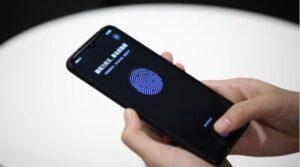 Redmi: scanner di impronte digitali sotto uno schermo LCD