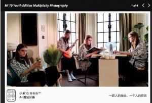MIUI 12 Camera app di Xiaomi