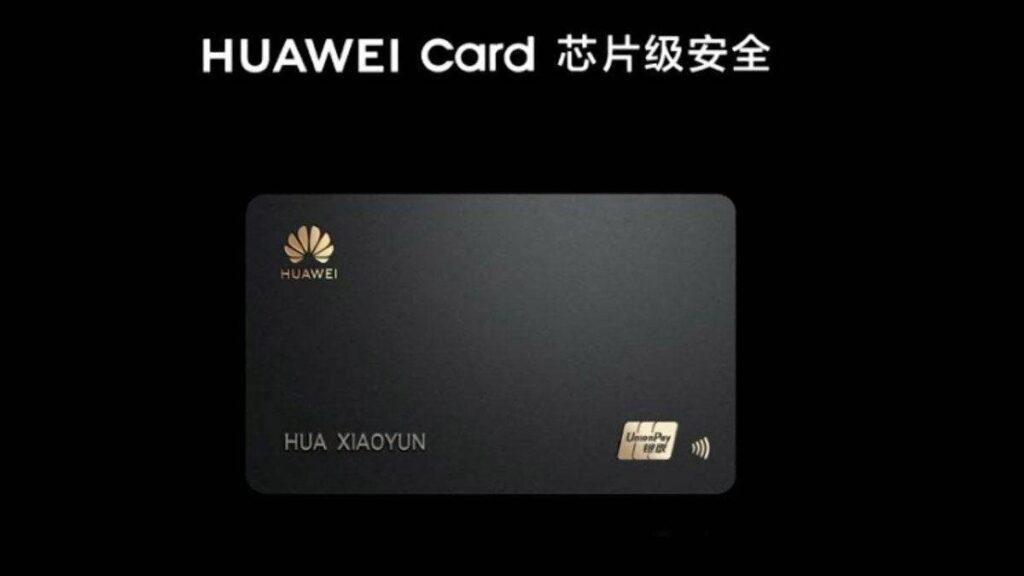 huawei card