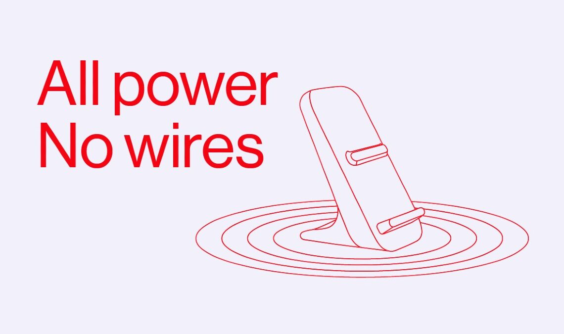 oneplus warp charge ricarica wireless
