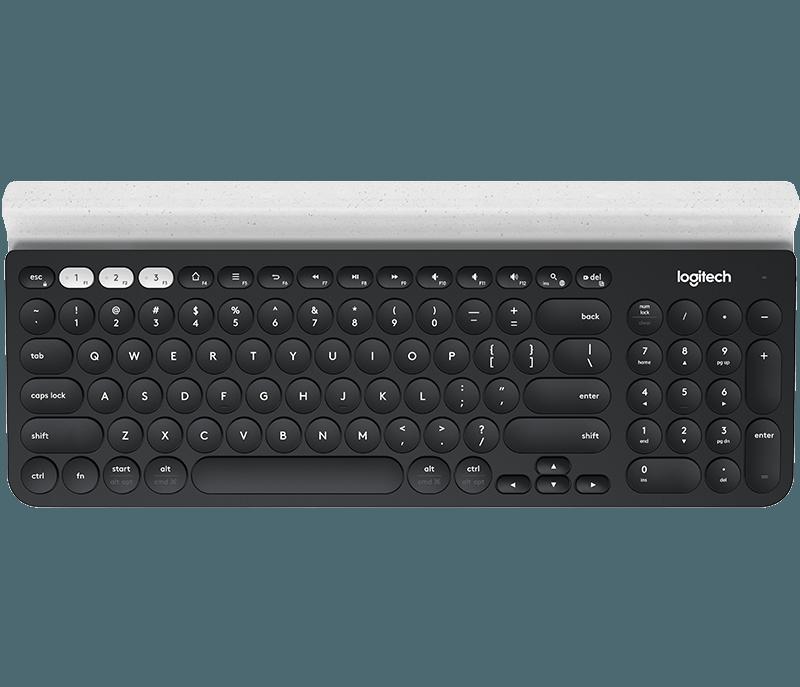 Le tastiere Logitech sono alcune tra le migliori