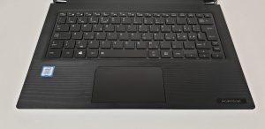 Dynabook Portege A30-E-150 - tastiera e touchpad