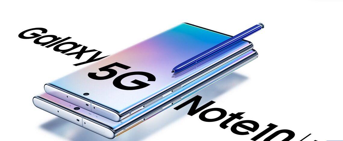 Galaxy Note 20 +