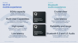 Qualcomm FastConnect 6900 and 6700
