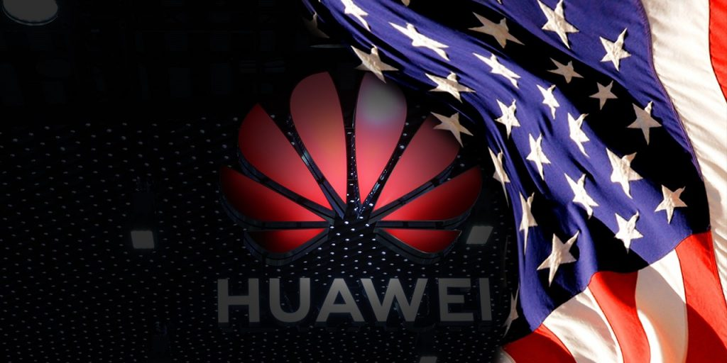 huawei ban usa 2021 google
