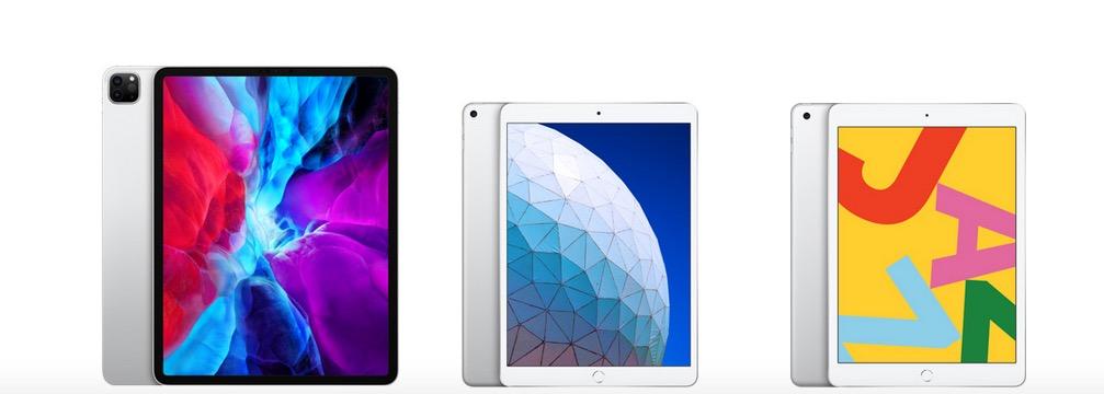 iPad da 10,8 pollici