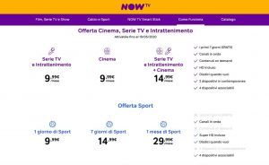 migliori siti streaming_NowTV
