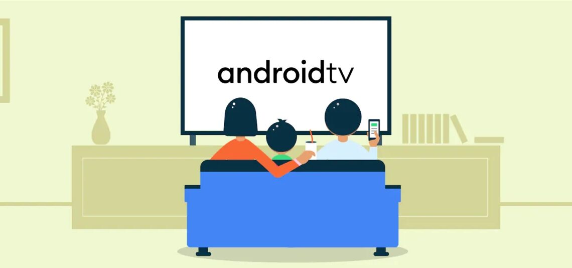 google android 11 android tv