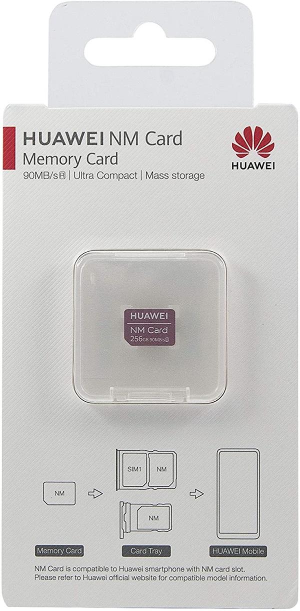 Huawei NM da 256GB