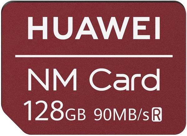Huawei Nano Memory Card da 128 GB
