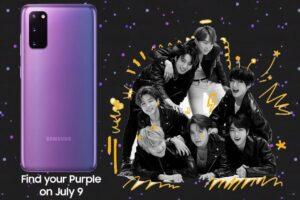 Samsung Galaxy S20 + Galaxy-Buds
