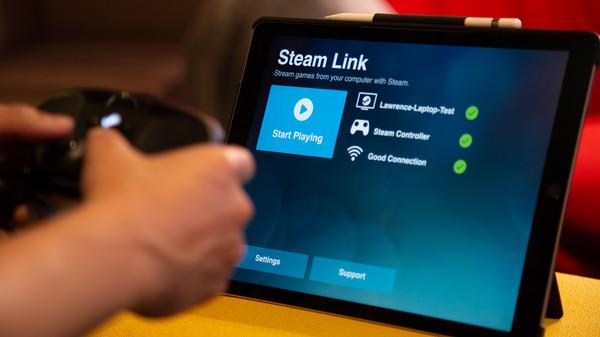 Steam-Link