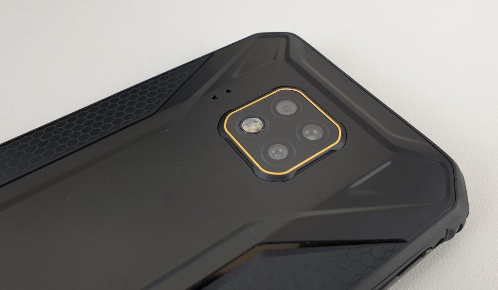 doogee s95 pro - tripla fotocamera posteriore