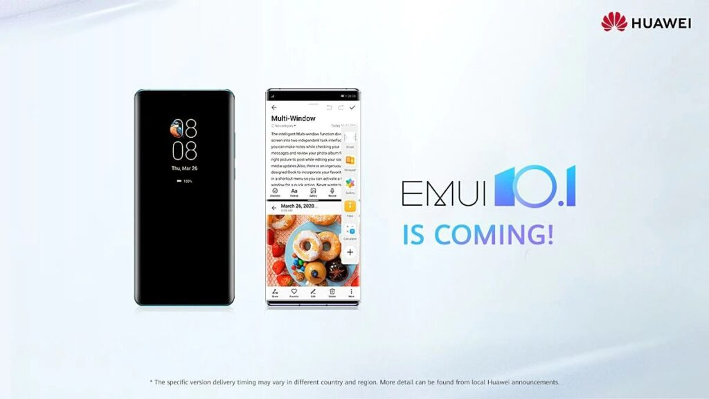 huawei honor emui magic