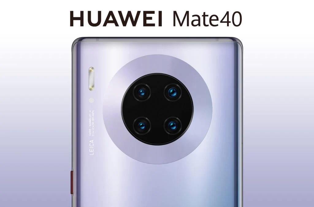 huawei mate 40 fotocamera 108 MP